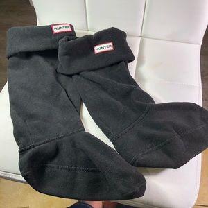 Hunter socks tall